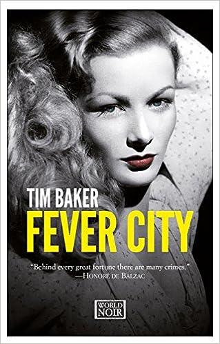 2505270dd Fever City  Amazon.co.uk  Tim Baker  9781609452872  Books