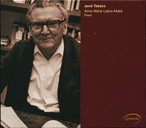 Aima Labra-Makk Maria Hommage a Jenö Takacz Other Solo, used for sale  Delivered anywhere in USA