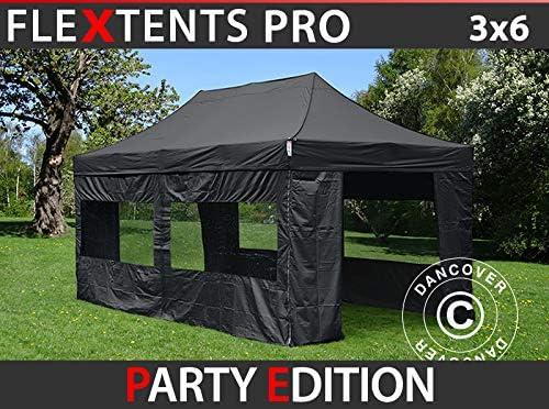 """Instent Pavillon pavillon pliable 3x6m Etanche Pavillon /""""PRO/"""" tente de jardin pliable"""