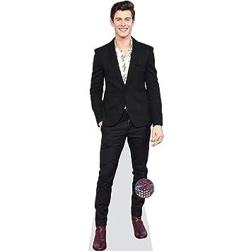 Celebrity Cutouts Shawn Mendes Pappaufsteller lebensgross