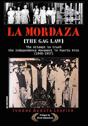 La Mordaza: (The Gag Law)