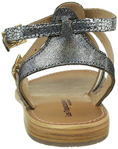 Belarbi Grey Sandals Sandali gris Belarbi Par grigio Tropéziennes Les multi Di Baille M Le Gladiator Grigio Donne Delle Sbadigli Women's M Multi Tropéziennes Gladiatore 7wTqaP
