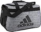 adidas Diablo Small Duffel, ONIX JERSEY/BLACK, One