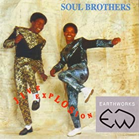 Amazon.com: Ukhaliswa Yini: Soul Brothers: MP3 Downloads