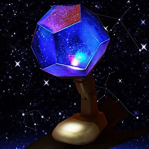 PUDDINGHH® Proyector de Estrellas Luz Lámpara de Cielo Nocturno ...