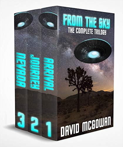 From The Sky: The Complete Trilogy by David McGowan ebook deal