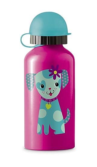 Crocodile Creek Eco Botella de Agua para niños, de Acero ...