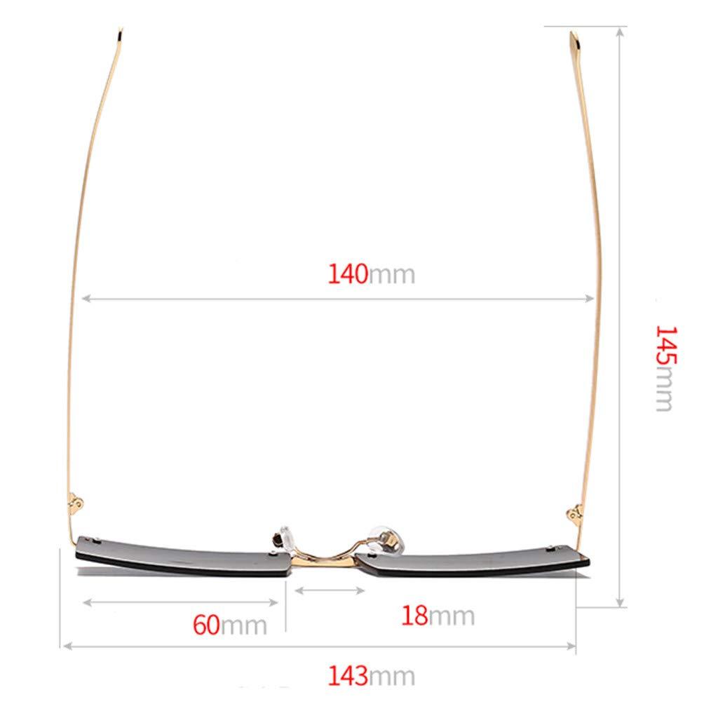 Amazon.com: Fashion Sungles,SFE Unisex Retro Clic Trendy ... on