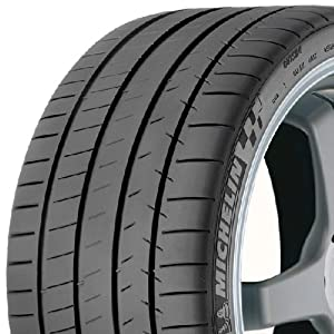 Michelin Pilot Super Sport Radial Tire - 265/35R19 98Y