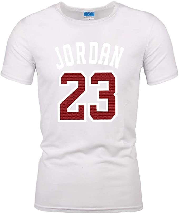 jordan 23 jersey t shirt