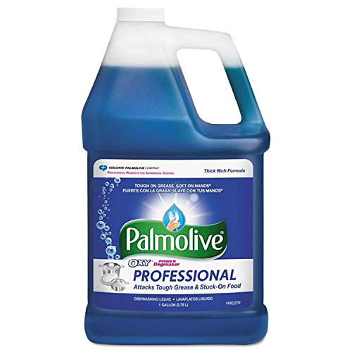 Palmolive Max Power Pots and Pans Dishwashing Liquid, 1 Gallon - 4 per case.