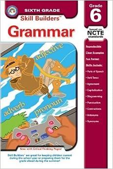 Grammar, Grade 6 (Skill Builders(TM)) (2004-12-17)