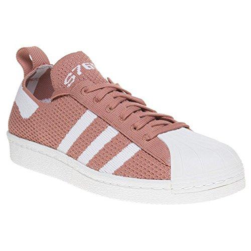 Adidas Superstar 80s Primeknit Slip-On Mujer Zapatillas Rosa
