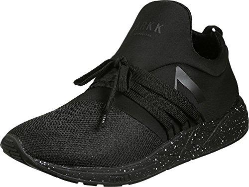 ARKK Uomo, Raven S-E15, Tessuto Tecnico, Sneakers, Nero