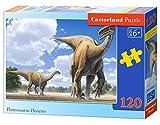 Castorland Plateosaurus Classic Jigsaw (120-piece)