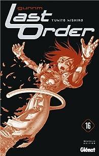Gunnm Last Order, tome 16 par Yukito Kishiro
