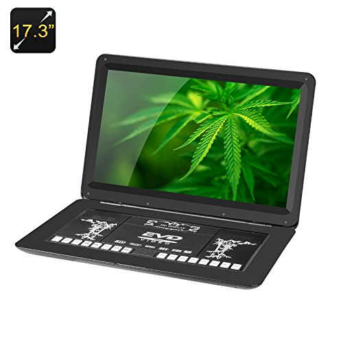 large screen portable dvd player - 6