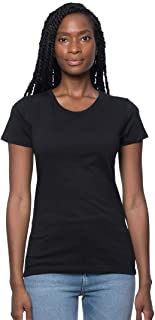 product image for Royal Apparel Unisex Viscose Bamboo Organic Cotton Tee Eclipse XL Size X-Large