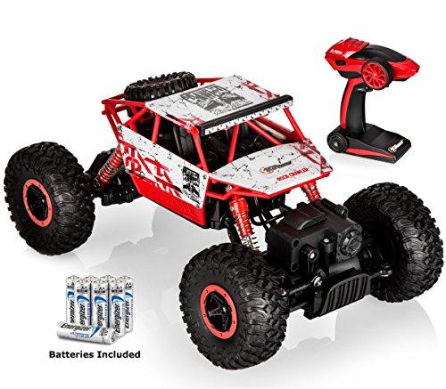 rock crawler rc truck - 3