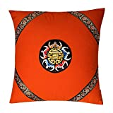 Chinese hand-embroidered pillow sofa back cushions Decorative pillow wedding-C 45x45cm(18x18inch)