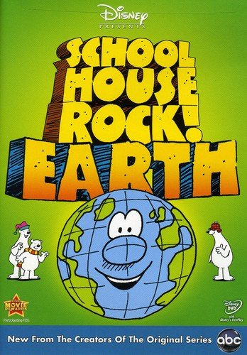 Schoolhouse Rock! Earth Musical Director: Bob Dorough 5810300 Cartoons & Animation Movie