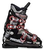 Tecnica Mega 8 Ski Boots Black/Titanium Mens