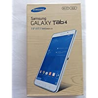 **Galaxy Tab 4 7.0 Tablet, 8 GB, Wi-Fi, White