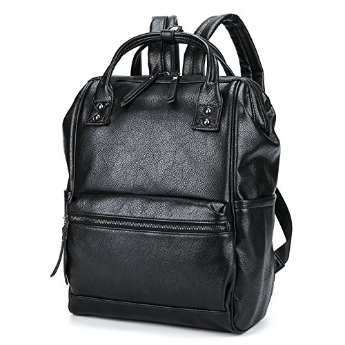Mefly Männer Handtasche Umhängetasche Business Tasche Computer Bag Rucksack
