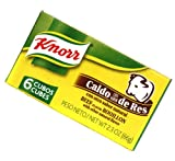 Knorr Beef Bouillon Cubes 3-pack (3x66g/3x2.3oz)