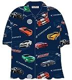 David Carey Men's Chevy Camaro Cars Camp Hawaiian Shirt