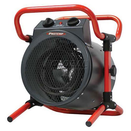 Protemp Industrial Shop Heater, 3000w, (Industrial Shop)