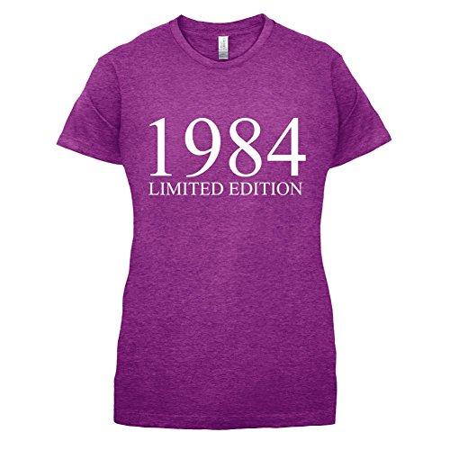 1984 Limierte Auflage / Limited Edition - 33. Geburtstag - Damen T-Shirt - Beere - M