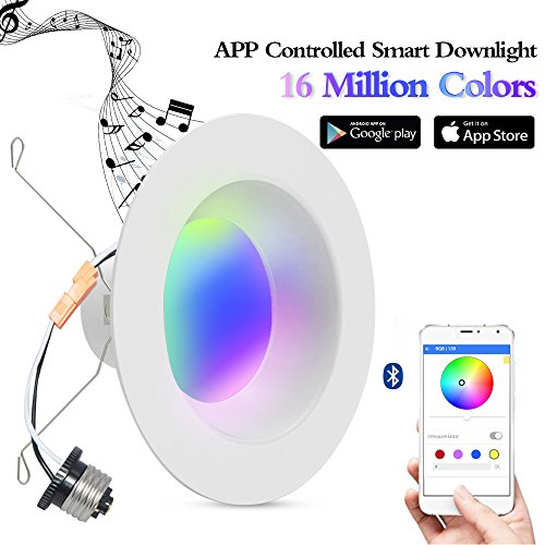 Color Changing Led Recessed Lighting in US - 2