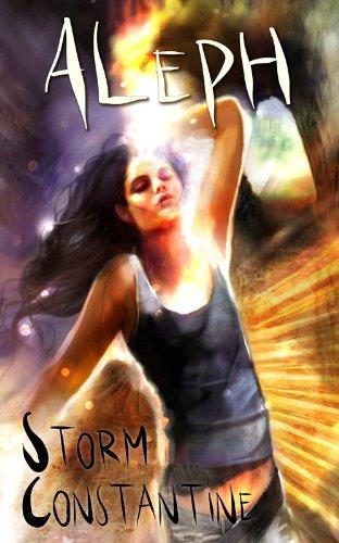 book cover of Aleph