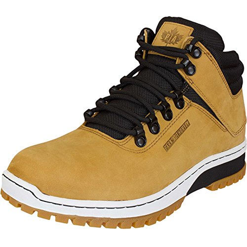 Park Authority by K1X H1ke Territory Boot Honey Black Marrone