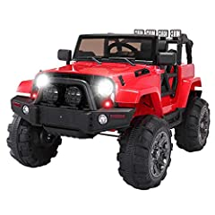 Note: After you order it, the car will arrived in 2 separate boxes. If one box arrived first, please kindly waiting for the rest one.        Description: Do your kids loves cruising around sitting in a car ? Do they love the wonderful ...