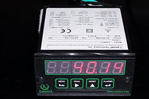 Laurel Electronics 200-020, Remote Panel Display, Red Led 6 Digit Display, Nema 4X Front Panel by Laurel Electronics (Image #1)