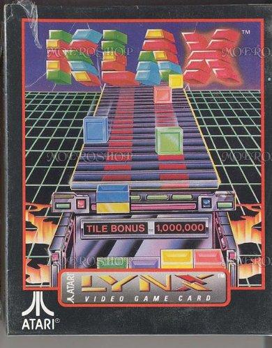 KLAX Atari Lynx by Atari (Image #1)