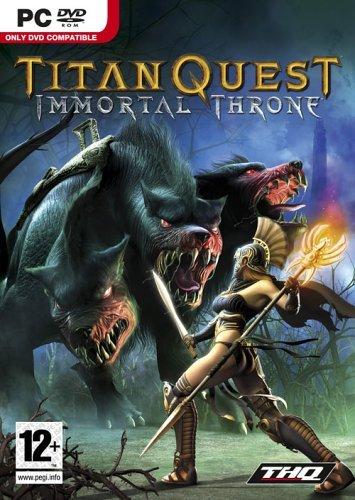 Thq Immortal Throne - Titan Quest: Immortal Throne (PC DVD) by THQ
