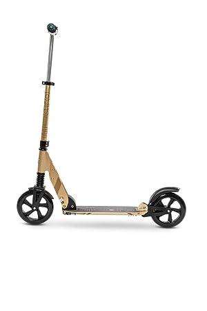 Micro Suspension - Scooter Plegable 2 Ruedas PU 200mm, Doble ...