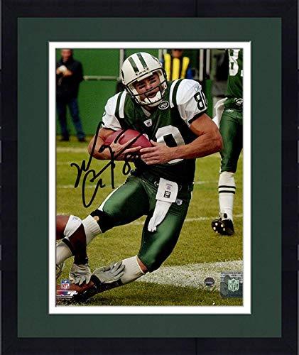 Framed Wayne Chrebet New York Jets Signed 8x10 Photograph - Steiner Sports Certified - Autographed NFL Photos