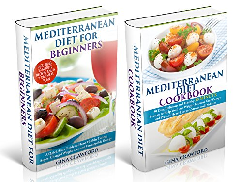 Mediterranean Diet Beginners Cookbook Complete ebook