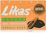 Likas Papaya Skin Whitening Herbal Soap