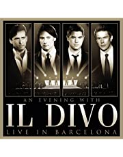 An Evening With Il Divo-Live In Barc Elona(Cd+Dvd)