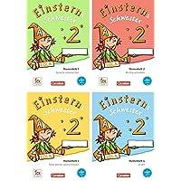 Einsterns Schwester - Sprache und Lesen - Neubearbeitung: 2. Schuljahr - Themenhefte 1-4 und Projektheft mit Schuber: Verbrauchsmaterial