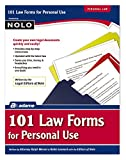 Adams 101 Law Forms for Personal Use (BK407)