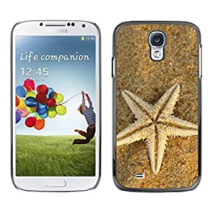 "For Samsung Galaxy S4 , S-type Playa Starfish"" - Arte & diseño plástico duro Fundas Cover Cubre Hard Case Cover"