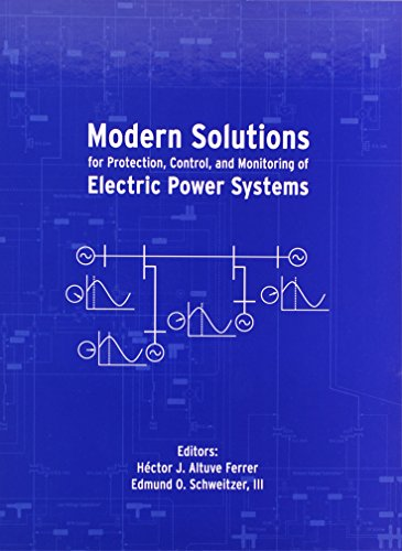 Modern Solutions for Protection, Control and Monitoring of Electric Power Systems