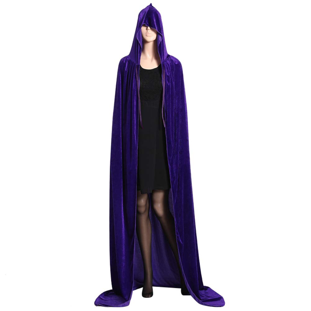 merymall Capa de Halloween, Capa de Príncipe Brujo del Mago ...