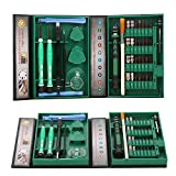 MCLLROY™ 41-piece Precision Screwdriver Set Repair Tool Kit for iPad, iPhone, & Other Devices(SW4100)